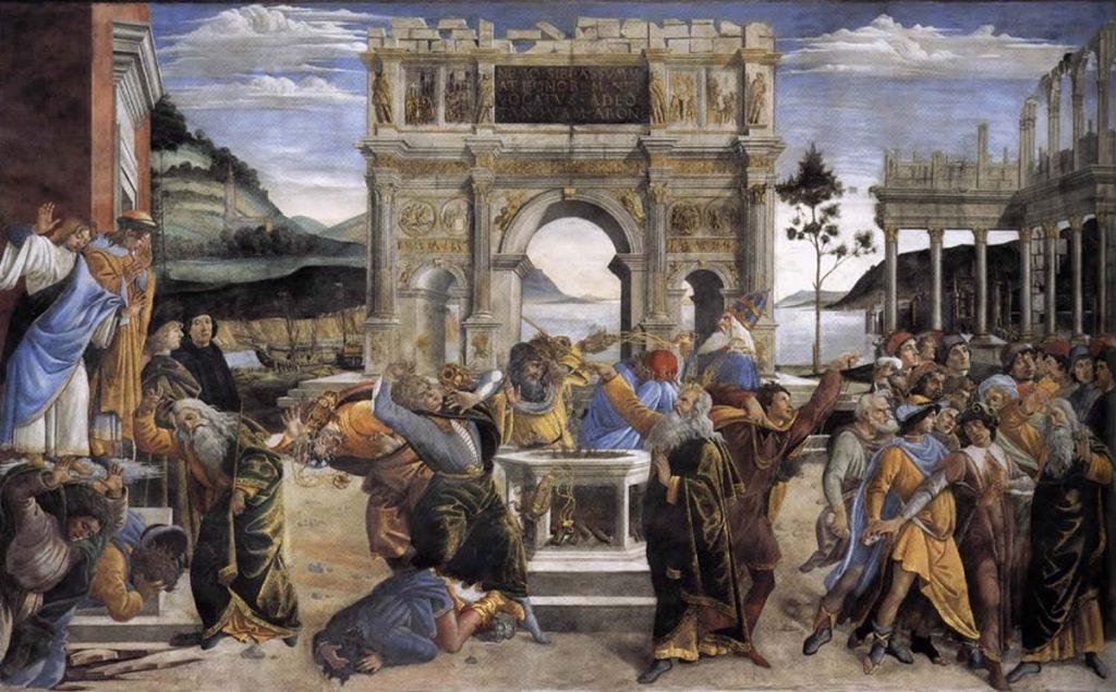Sandro-Botticelli-Cappella-Sistina