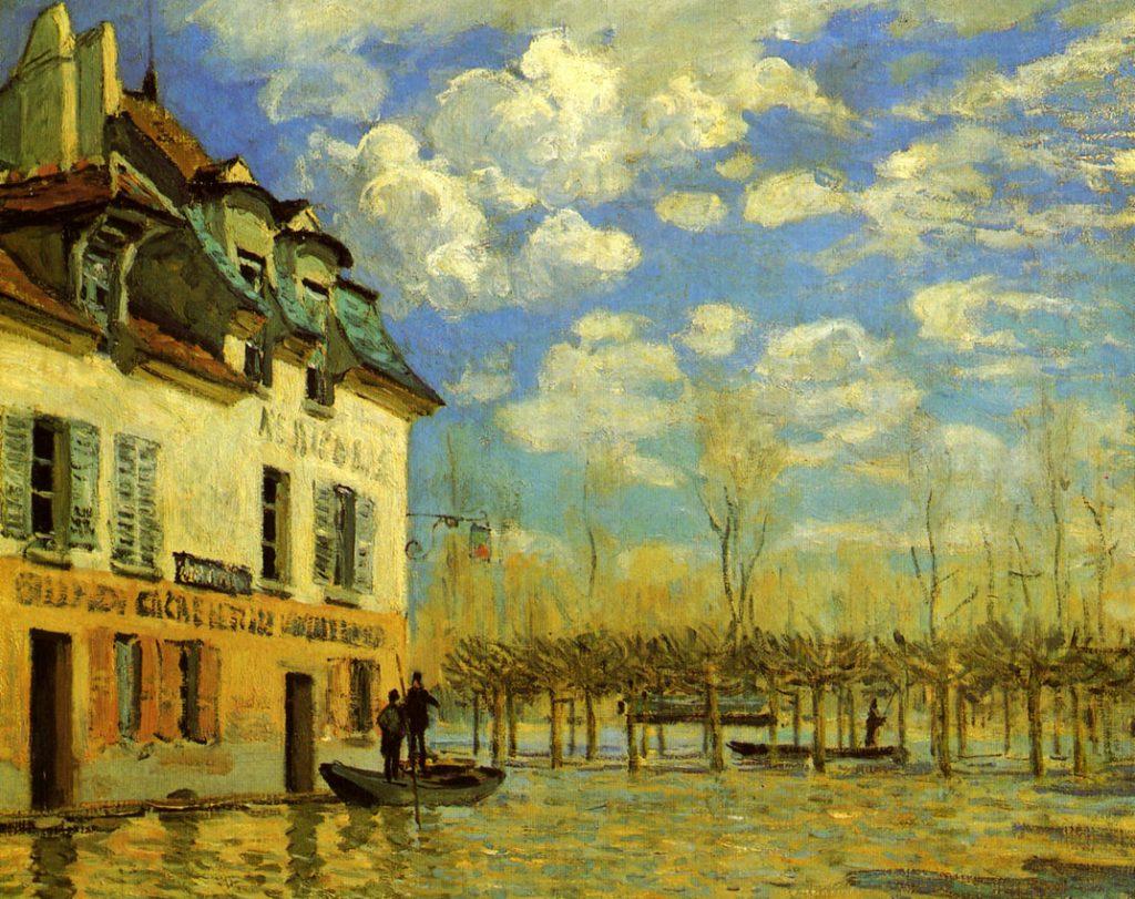 Impressionismo-Alfred-Sisley