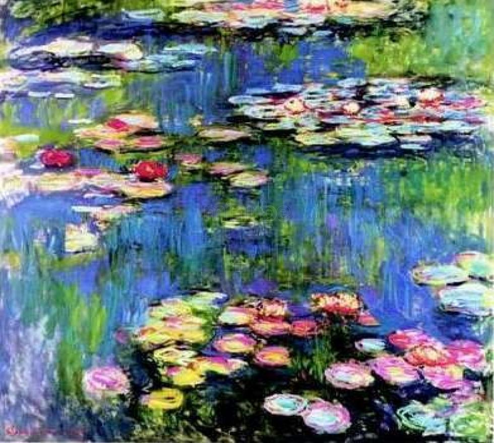 Impressionismo-Claude-Oscar-Monet