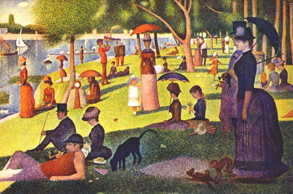 Impressionismo-Georges-Seurat