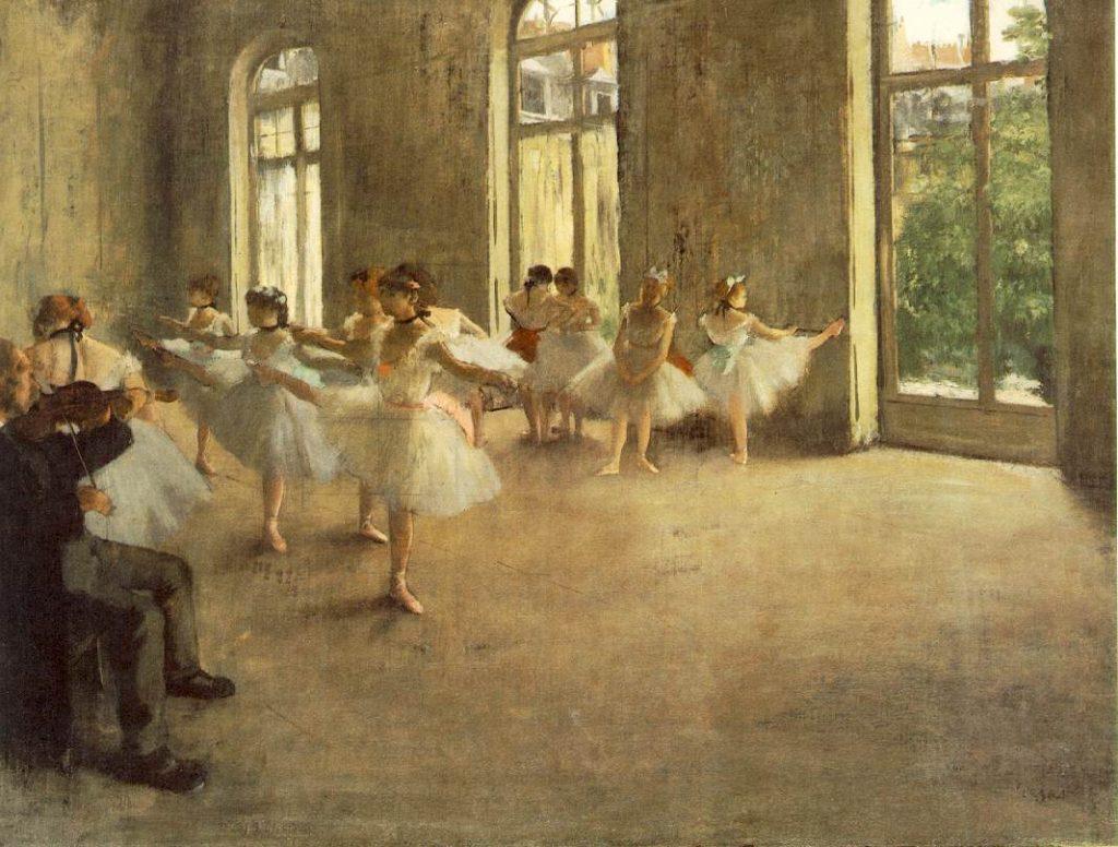 Impressionismo-Hilaire-German Edgar-Degas