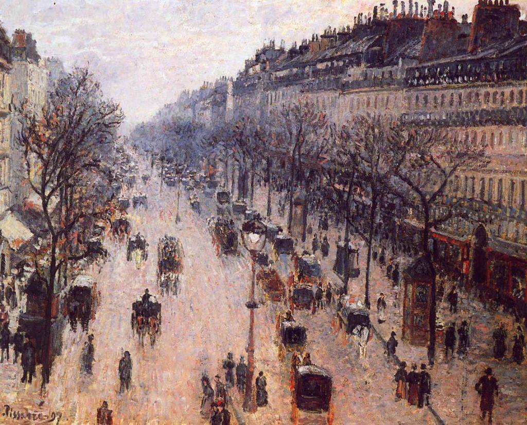 Impressionismo-Jacob-Camille-Pissarro