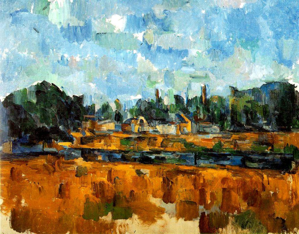Impressionismo-Paul-Cézanne