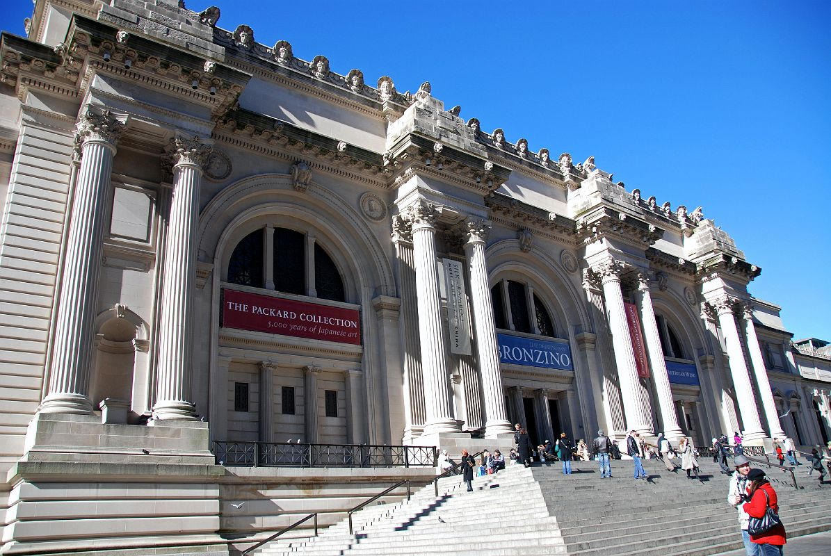 The Met: il Metropolitan Museum of Art di New York