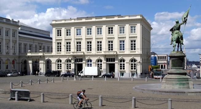 Il Magritte Museum di Bruxelles