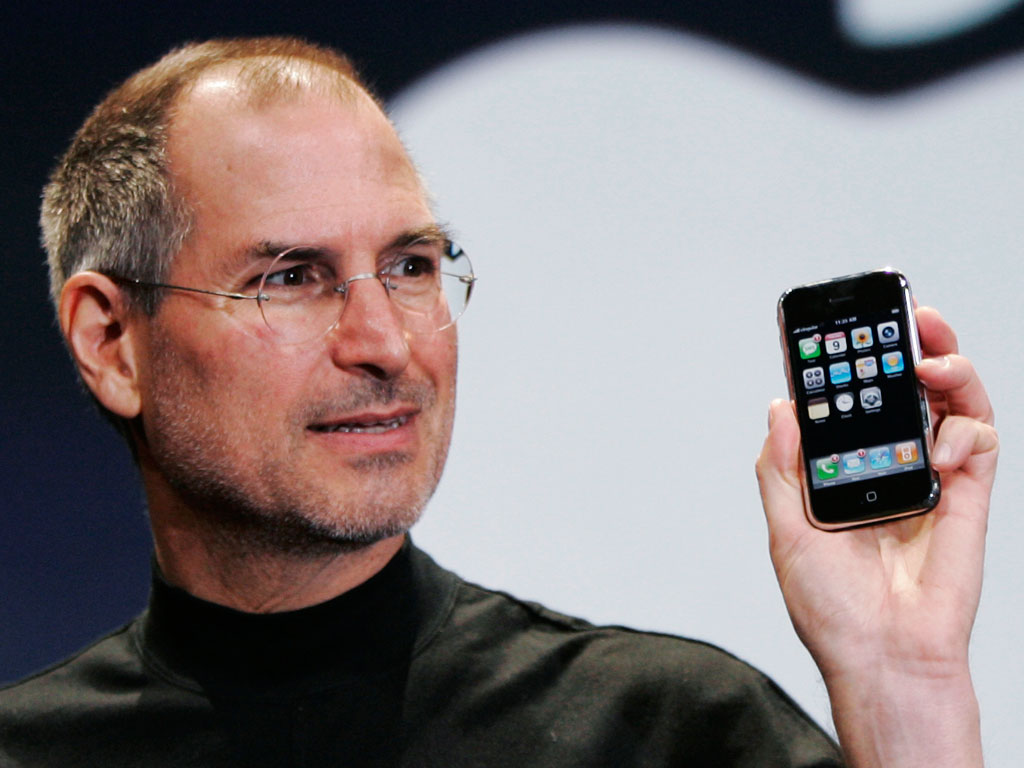 Steve Jobs, il futuro a portata di mano