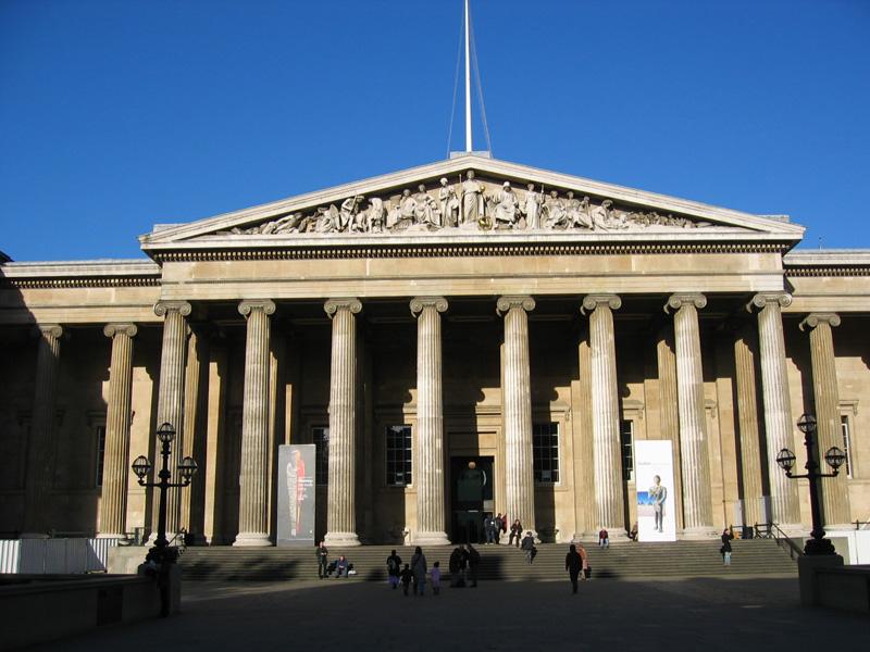 Il British Museum, cuore del mondo antico
