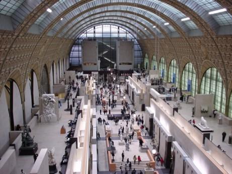 Il Musée d'Orsay, tempio dell'Impressionismo