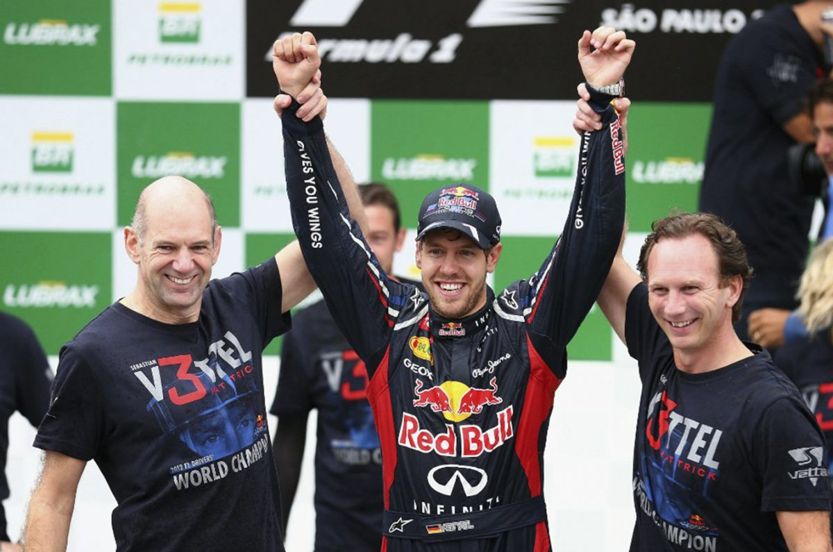 Vettel, il più giovane di sempre.