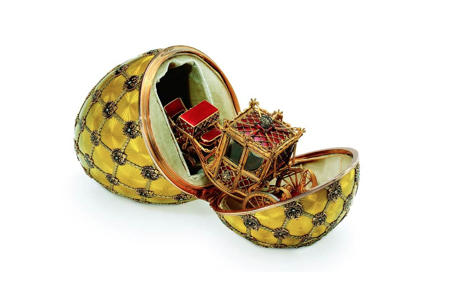 PETER CARL FABERGE'