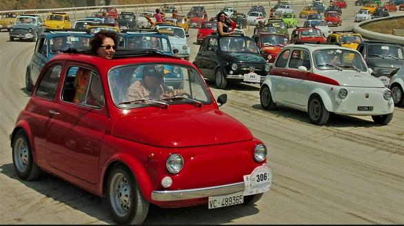 FIAT 500 DAL 1957