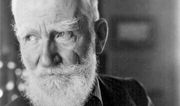 Gli aforismi di George Bernard Shaw