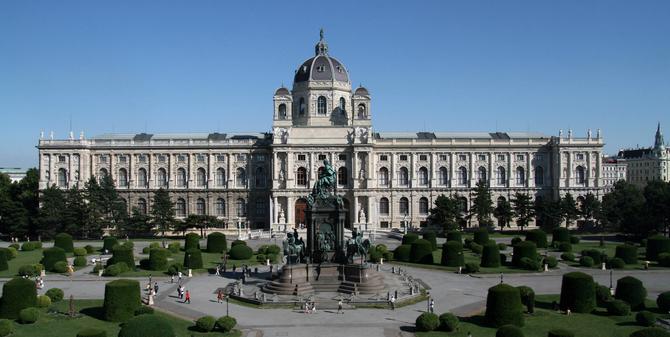 IL KUNSTHISTORISCHES MUSEUM DI VIENNA