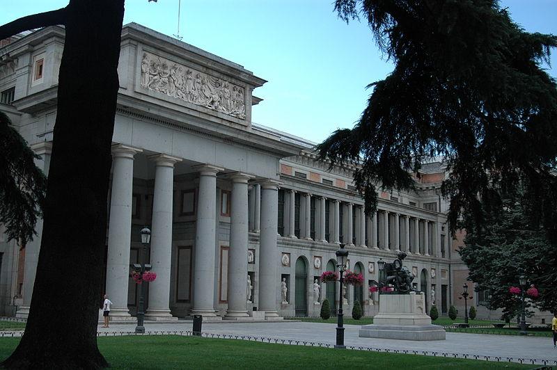 IL MUSEO NAZIONALE DEL PRADO