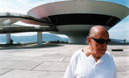 Oscar Niemeyer, architetto del domani