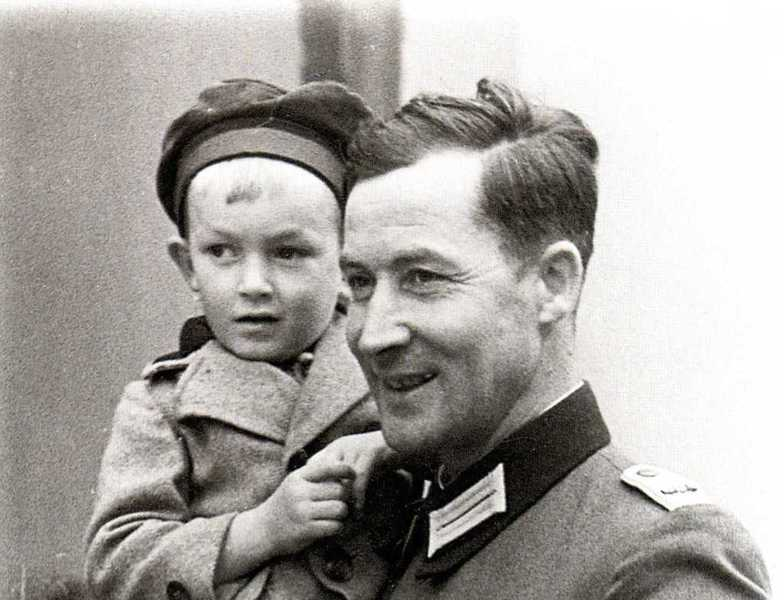 WILM HOSENFELD, IL NAZZISTA BUONO