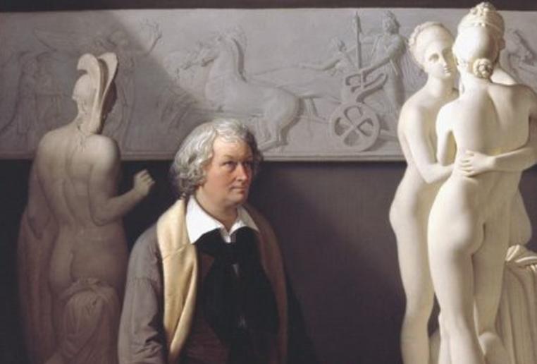 Bertel Thorvaldsen, Genio neoclassico
