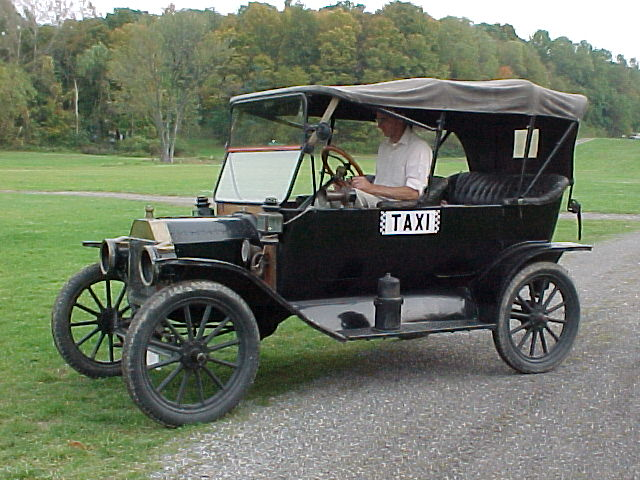 1927 Ford A l'evoluzione della specie