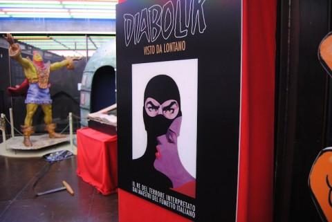 Il Festival internazionale del Fumetto, del Gioco e dell'Illustrazione