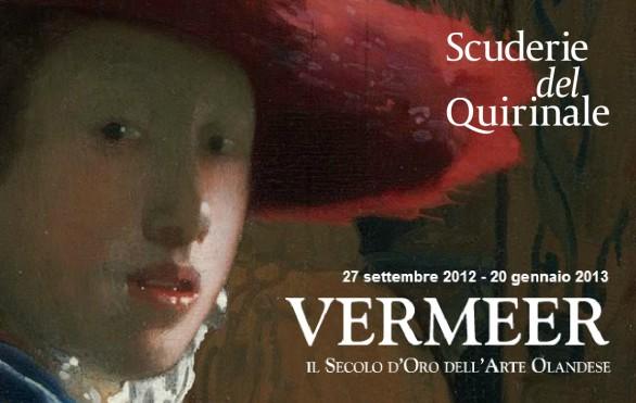 La mostra di Vermeer a Roma