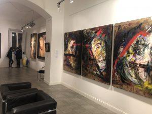 Personale Clelia Adami - Arcadia Art Gallery