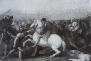 Aniello Falcone Battaglia di fanti e cavalieri - Pinacoteca Tosio Martinengo