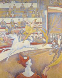 Circo-GEORGES-PIERRE-SEURAT
