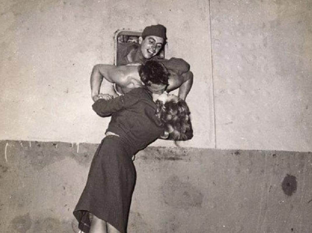 Il bacio di Marlene Dietrich | Irving Haberman
