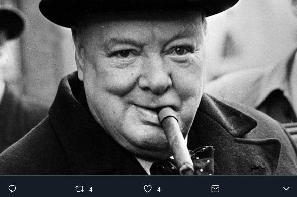 Gli aforismi di Sir Winston Churchill