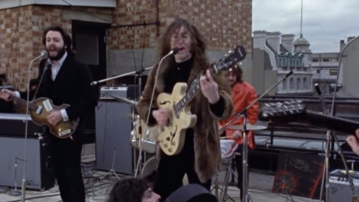 L'ultimo concerto dei Beatles