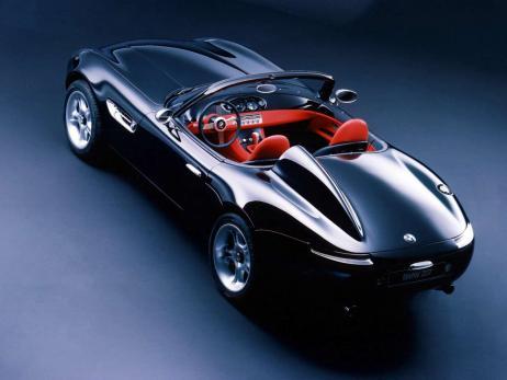 BMW Z07 Concept - 1997