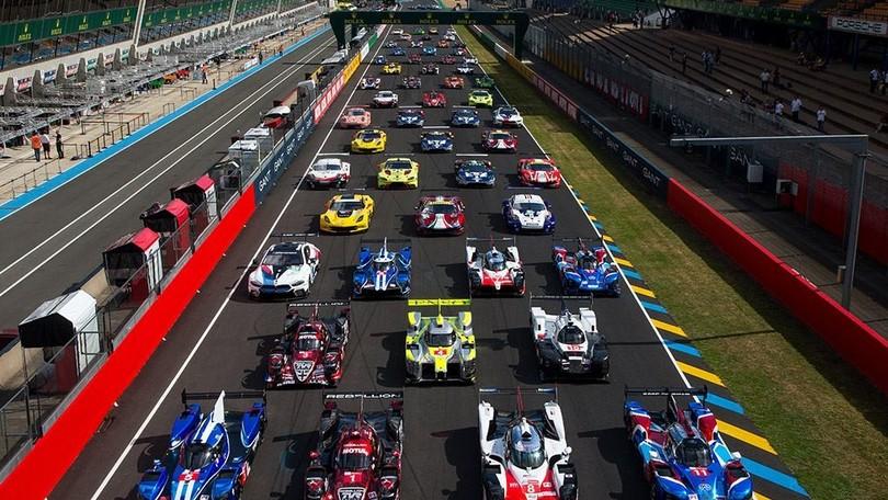 I partecipanti di 24 Ore di Le Mans