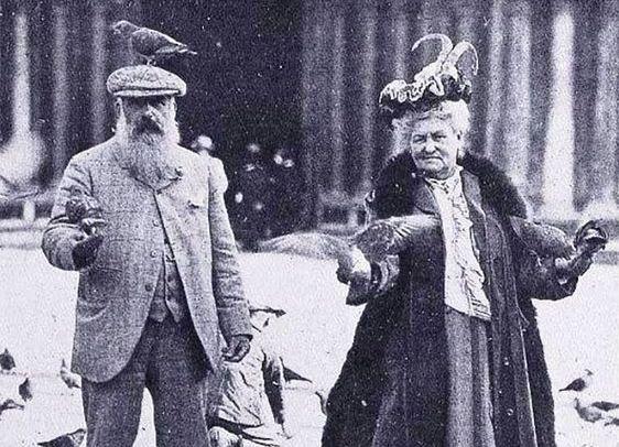 Claude e Alice Monet a Venezia