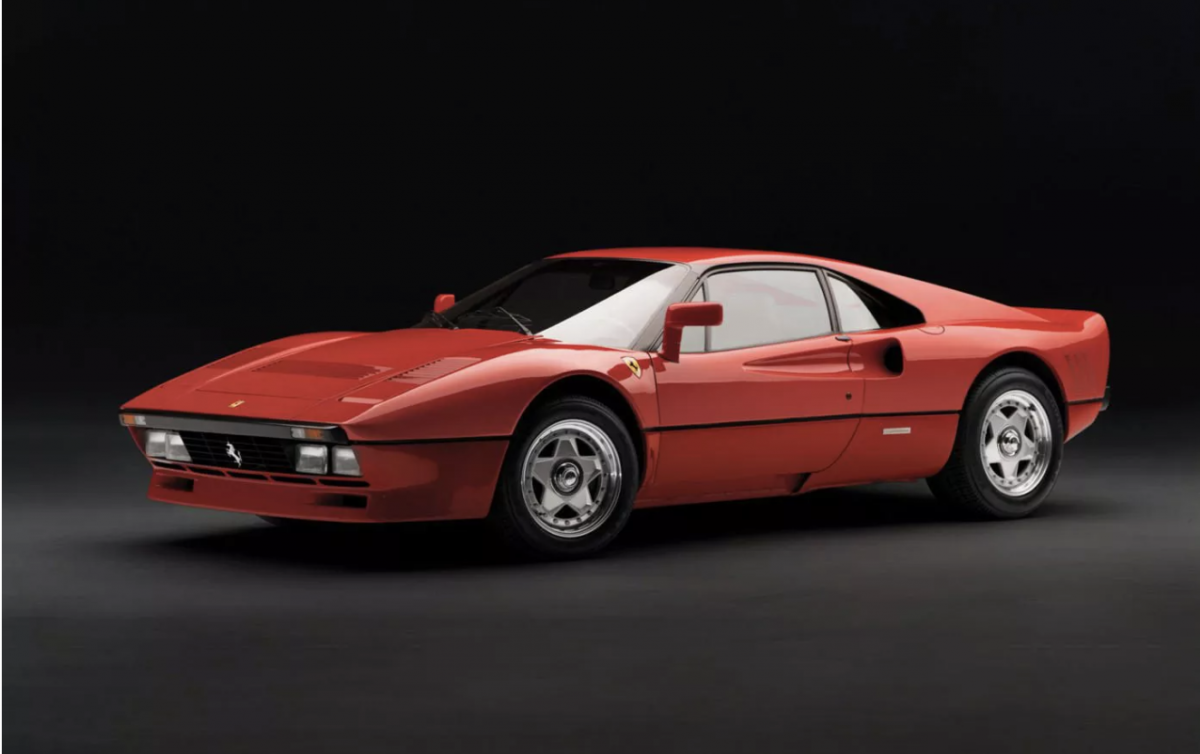 Ferrari 288 GTO, 1984