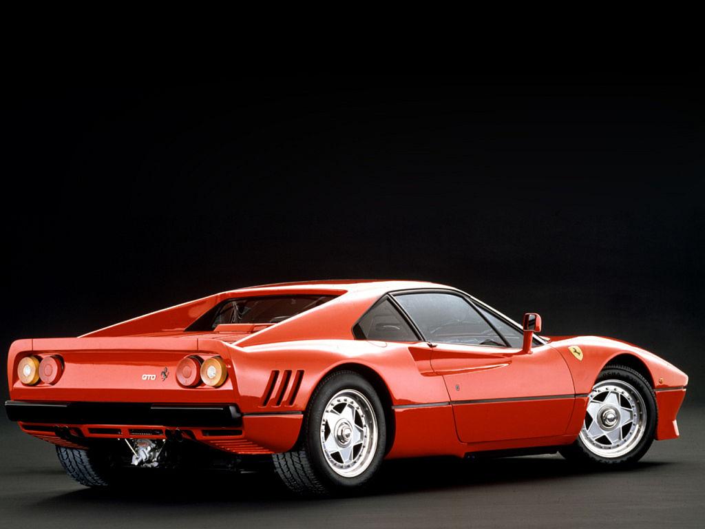 Ferrari GTO-1984