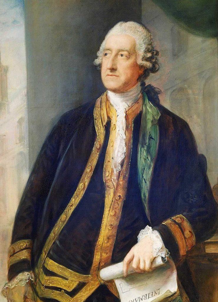 John Montagu, 4º conte di Sandwich