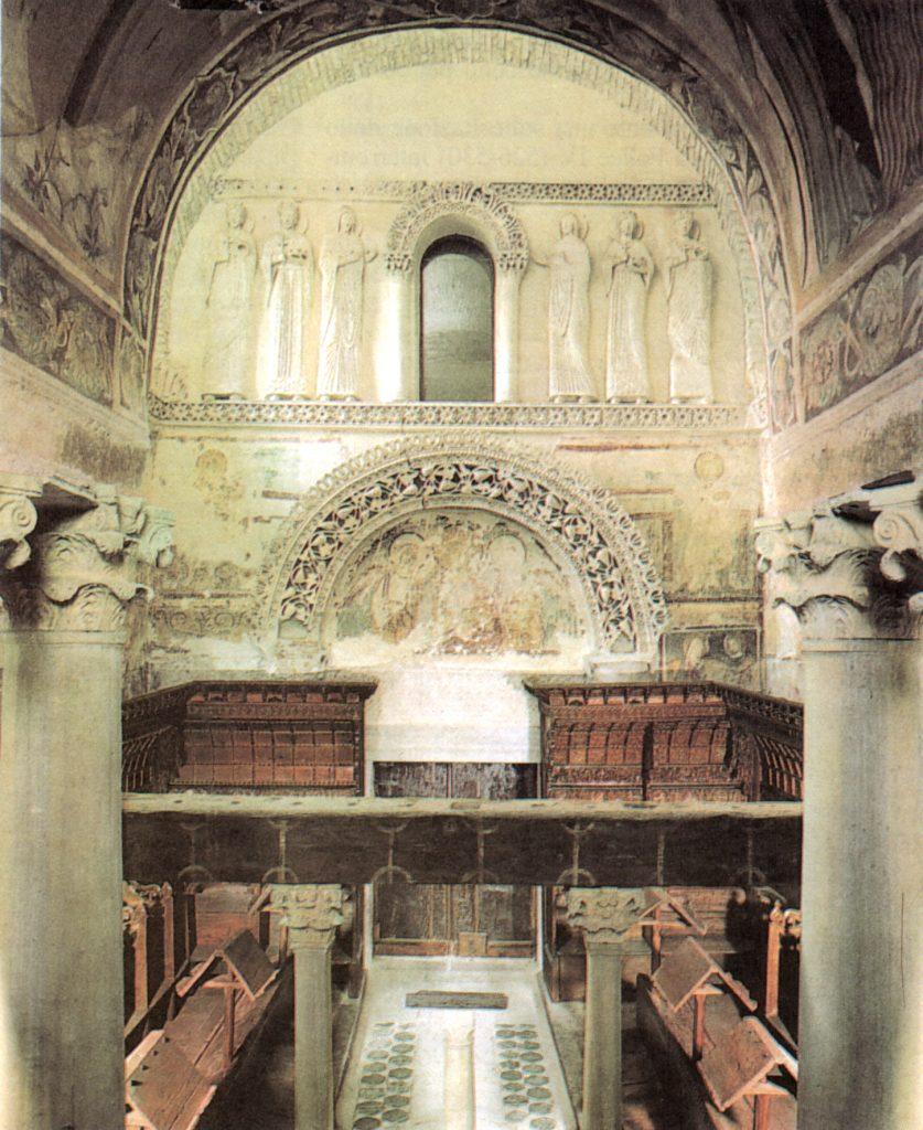 Tempietto longobardo, noto come oratorio di Santa Maria in Valle