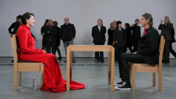 L'incontro tra Ulay e Marina Abramović al MoMA