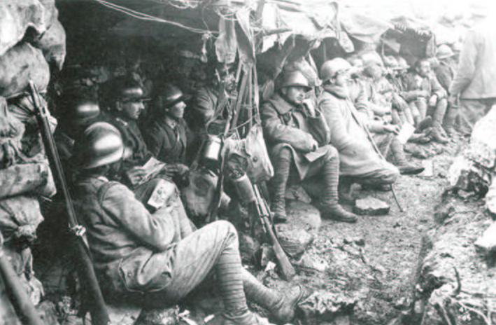 La Prima Guerra Mondiale E Il Suo Perche Venividivici